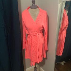 Cozy Pink Robe!